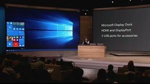 Microsoft zeigt Continuum mit Windows 10 Mobile