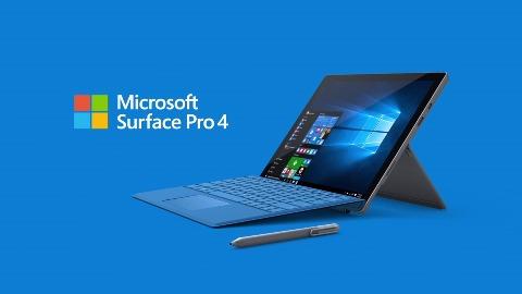Microsoft Surface 4 - Trailer
