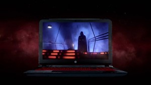 HP Pavilion 15 Star Wars