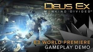 Deus Ex Mankind Divided - Gameplay Demo