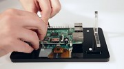 Raspberry-Pi-Display -Test