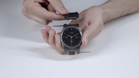 Modulare Smartwatch Blocks - Kickstarter Trailer