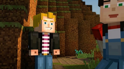 Minecraft Story Mode (Episode 1) - Fazit