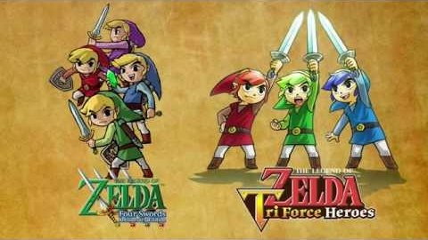 Let's Play Zelda Tri Force Heroes mit Mr. Aonuma