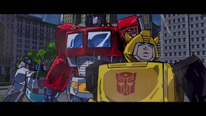 Transformers Devastation - Trailer (Launch)