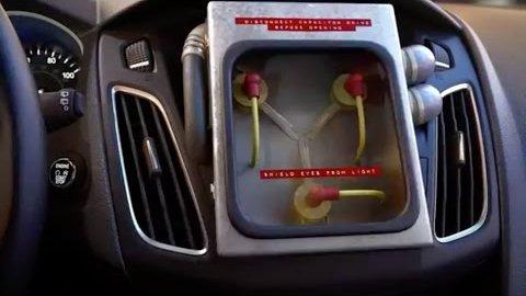 Fluxkompensator im Ford (Herstellervideo)