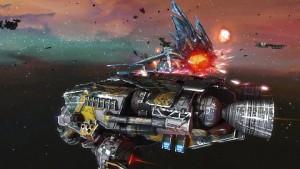 Rebel Galaxy (prozedural generiertes Universum)