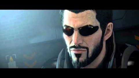 Deus Ex Mankind Divided - Trailer (Adam Jensen 2.0)