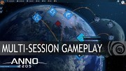 Anno 2205 - Trailer (Multi-Session Gameplay)