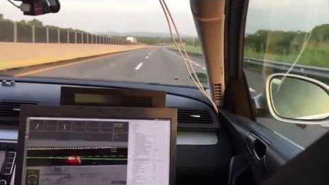 Automatisierte Fahrt durch Mexiko