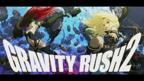 Gravity Rush 2 - Trailer (Paris Games Week 2015)