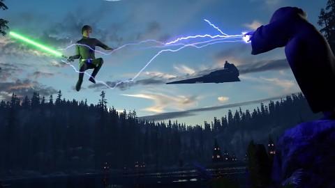 Star Wars Battlefront - Trailer (Gameplay Launch)