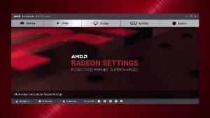 AMDs neues Control-Panel alias Radeon-Settings