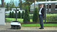 Auslieferungsroboter - Starship Technologies