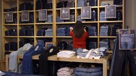 Levi Strauss' IoT-Pilotprojekt für den Jeanskauf