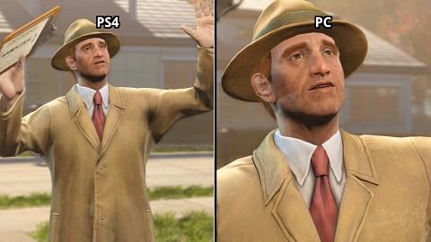 Fallout 4 - Grafikvergleich (PS4 vs PC)