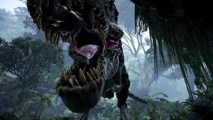 Back to Dinosaur Island - Crytek VR Demo (Rift DK2)