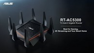 Asus RT-AC5300 - Trailer