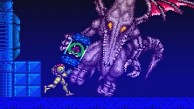 Super Metroid (1994) - Golem retro_
