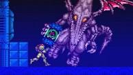 Super Metroid (1994) - Golem retro_