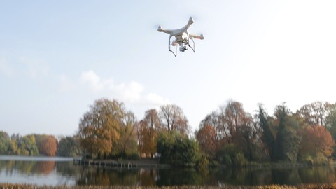 DJI Phantom III - Test