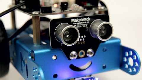 Makeblocks mBot - Test