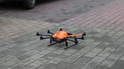 Octocopter Inspector S von Height Tech - Bericht