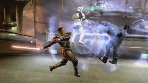 The Force Unleashed - Test