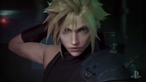 Final Fantasy 7 Remake - Gameplay-Trailer (PSX 2015)