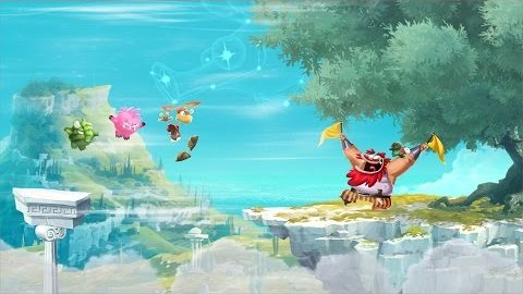 Rayman Adventures - Trailer (Launch)