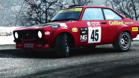 Dirt Rally - Trailer (Launch)
