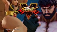 Street Fighter V DLC - Trailer (Hot Ryu, Hot Chun Li)