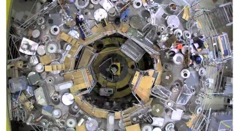Der Stellarator Wendelstein 7-X - Max-Planck-Gesellschaft