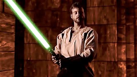 Star Wars Jedi Knight (1997) - Golem retro_