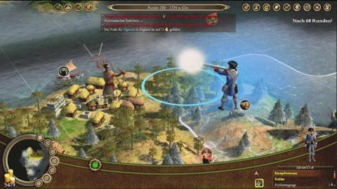 Sid Meier's Colonization - Test