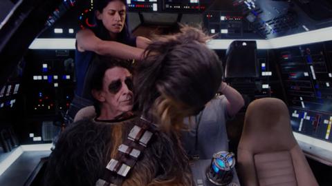 Star Wars VII - Das Erwachen der Macht - Making-of