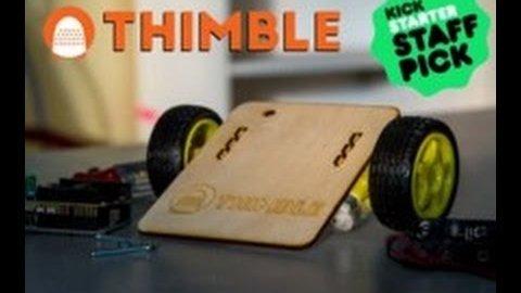 Thimble - Kickstarter-Video