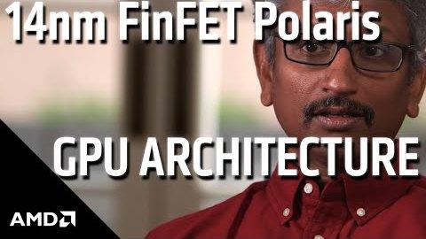 AMD stellt 14-FinFET-Polaris-GPU-Architektur vor