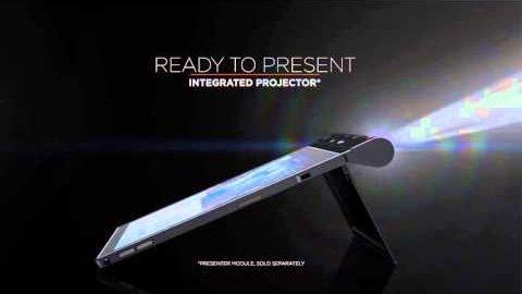 Lenovo Thinkpad X1 Tablet - Trailer (CES 2016)