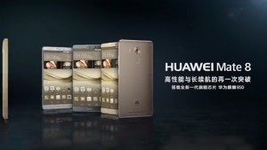 Huawei Mate 8 - Trailer (CES 2016)