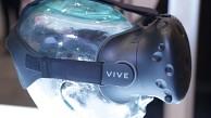 HTC Vive Pre ausprobiert (CES 2016)