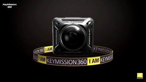 Nikon Keymission 360 (Herstellervideo)