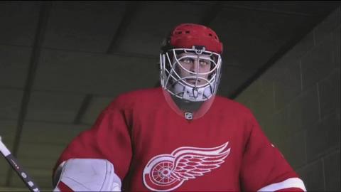 NHL 09 - Impressionen