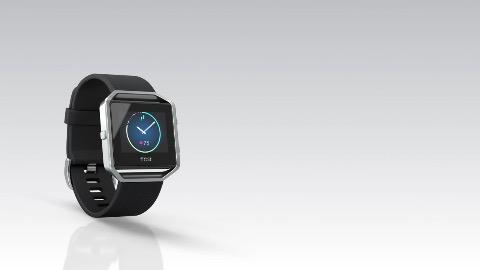 Fitbit Blaze (Herstellervideo)