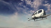 Transportdrohne 184 AAV - Ehang