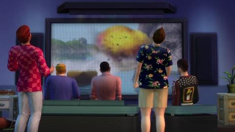 Die-Sims-4-Heimkino-Accessoires - Trailer (DLC)