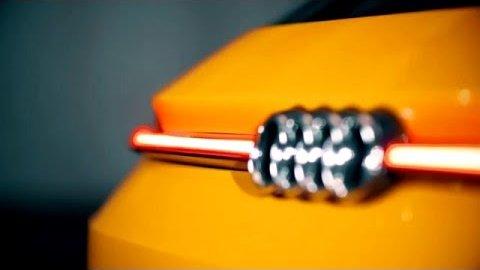 Audi H-Tron Quattro Concept - Trailer
