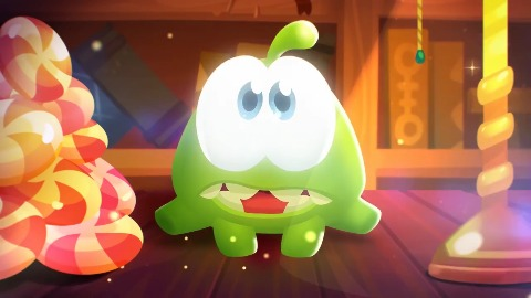 Cut the Rope Magic - Trailer