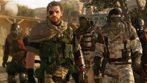 Metal Gear Solid 5 - Trailer (Onlinemodus)