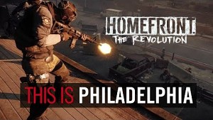 Homefront The Revolution - Trailer (Philadelphia, 2029)